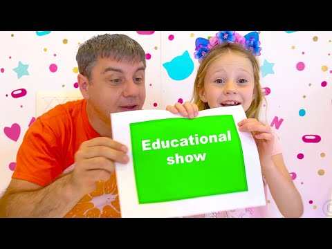 (Ver Filmes) Nastya - learn and play show with dad