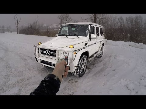 (New) Why it sucks driving the 17 mercedes g63 amg