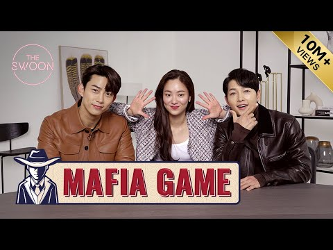 (New) Cast of vincenzo plays mafia game [eng sub]