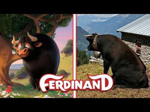 (New) Ferdinand in real life new!