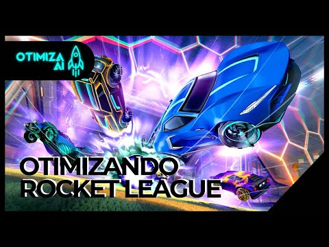 (New) Como aumentar consideravelmente o fps em: rocket league