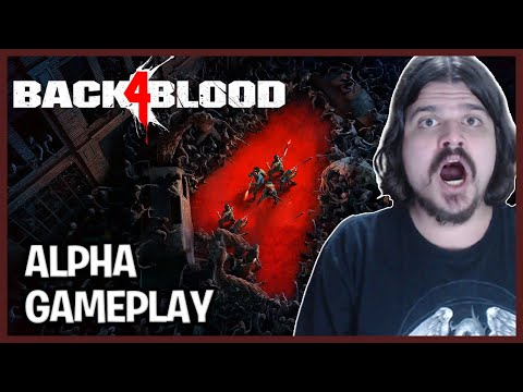 (New) Back 4 blood - o sucessor espiritual do left 4 dead!! | gameplay pt-br