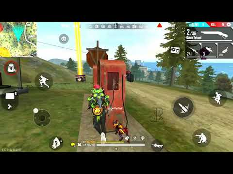 (New) B2k _jsr dragunov with kills solo overpower gameplay garena free fire