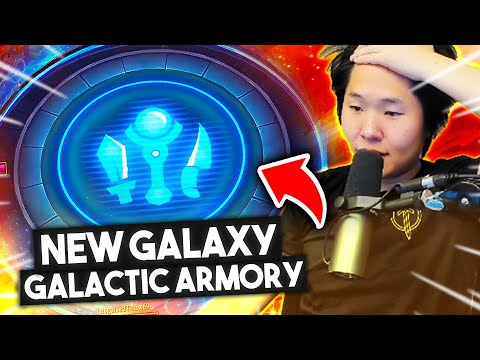 (New) New galactic armory galaxy: 2 free items! shredder comp! | tft 10.10 guide | teamfight tactics set 3