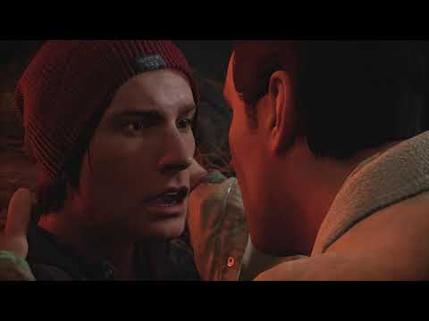 (New) Infamous second son - full ps5 playthrough 60fps hdr - part 1 ( no commentary )
