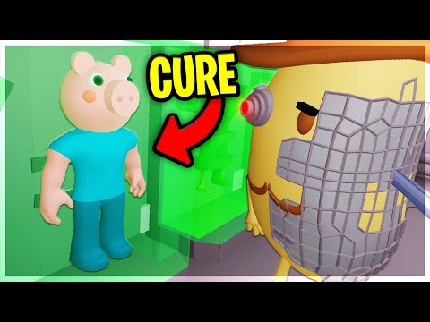 (HD) Making mr.ps secret lab - new piggy map | roblox piggy build mode