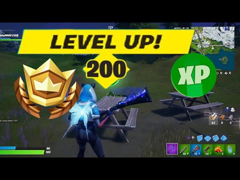 (New) How to level up fast in fortnite chapter 2 season 4