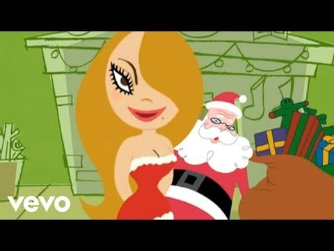 (VFHD Online) Mariah carey - all i want for christmas is you (j.d. remix animated)