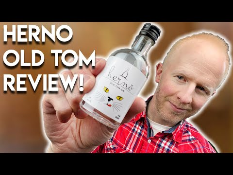 (New) Herno old tom gin review!