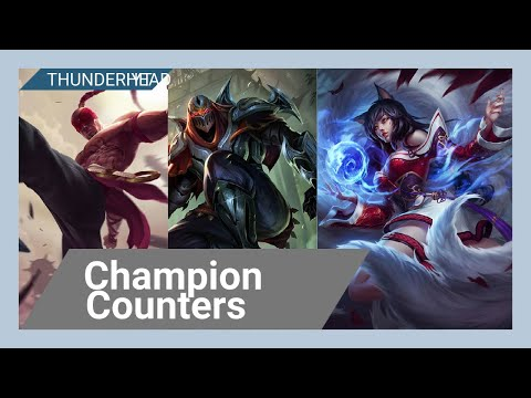 (Ver Filmes) Counter every champ in lol: wildrift
