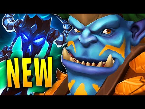 (New) New grohk is mad strong! - paladins pts gameplay