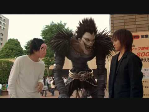 (New) Death note - monster