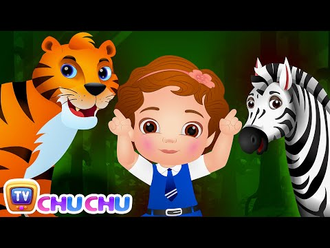 (VFHD Online) Going to the forest (single) | wild animals for kids | original nursery rhymes e songs by chuchu tv