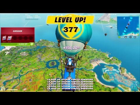 (HD) Unlimited xp glitch in season 4! (100,000 xp per game)