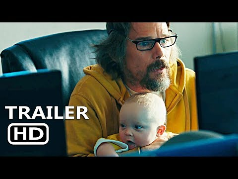 (New) Adopt a highway official trailer (2019) ethan hawke movie