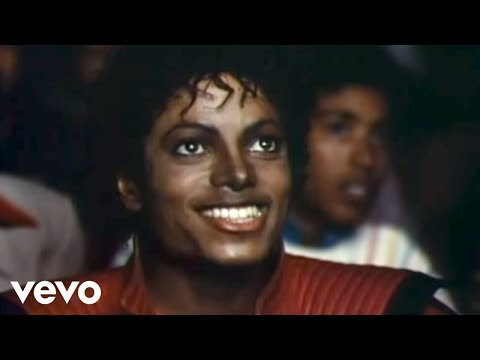 (HD) Michael jackson - thriller (official video)
