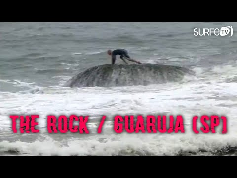 (Ver Filmes) The rock (guarujá - sp) - as ondas mais perigosas do brasil #2