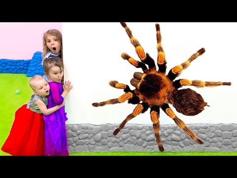 (Ver Filmes) Five kids magic animals song + more childrens songs and videos