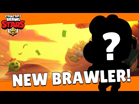 (New) Brawl stars: brawl talk! new brawler, trade market, club trophy road, and more! - concept edit!