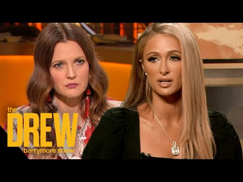 (New) Paris hilton opens up to drew about her traumatic past and experiences as a survivor