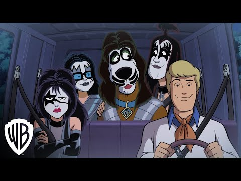(HD) Scooby-doo! and kiss: rock and roll mystery | the ascot five | warner bros. entertainment