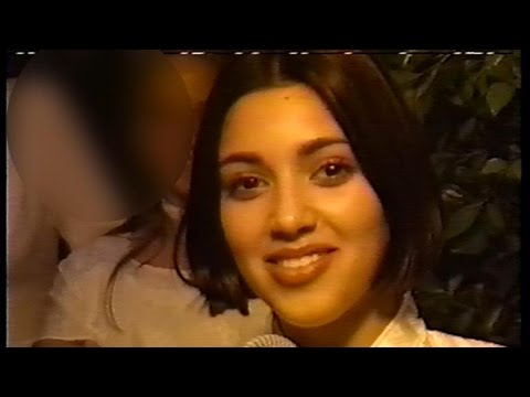 (New) Kim kardashian in 1994 home video: when im famous, remember me as this beautiful little girl