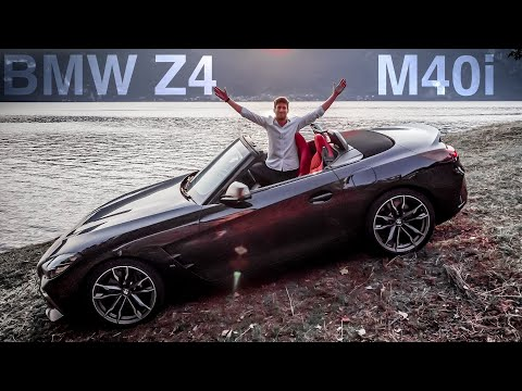(New) My new car! - bmw z4 m40i test drive and review