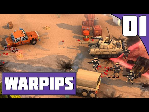 (New) A militarized game of tug of war || ep.1 - warpips lets play