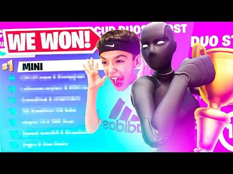 (Ver Filmes) 13 year old places 1st in pro fortnite scrims tournament!