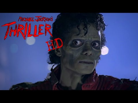 (HD) Michael jackson - thriller (remastered 1080p)