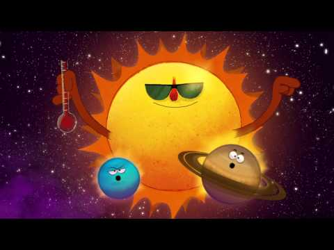 (Ver Filmes) Outer space: im so hot, the sun song by storybots | netflix jr