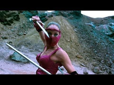 (New) Sonya blade vs mileena | mortal kombat: annihilation (1997)