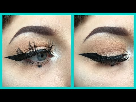(New) Eyeliner for semi hooded eyes | tips and tricks