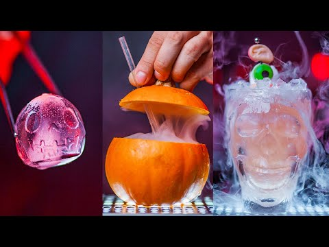 (New) 10 scary delicious halloween cocktails
