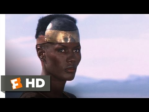 (Ver Filmes) Conan the destroyer (1984) - zula joins the group scene (4 10) | movieclips