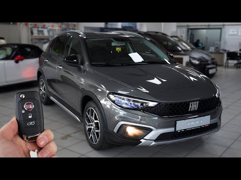 (New) 2021 fiat tipo cross (100 hp) by carreviews eu