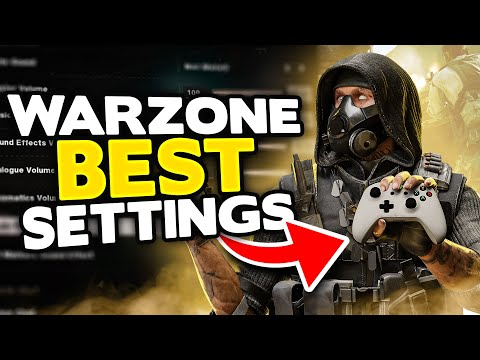 (New) Warzone season one: all best settings for console + pc (modern warfare tips)