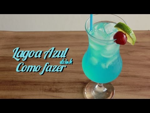 (New) Lagoa azul  have a drink #10