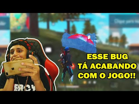 (HD) Nobru tá sofrendo com o novo bug do gelo e boca de 09 é lindo?? | free fire clipes [hd]