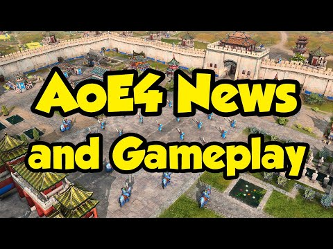(New) Aoe4 news and extended look at gameplay!