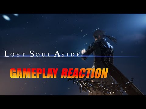 (New) Noctis e vergil combined?!?!? - grinning neko reacts : lost soul aside gameplay footage
