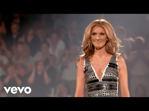 (New) Céline dion - all by myself (live in boston, 2008)