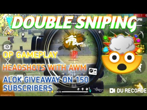 (New) Double sniping🤯 op headshots✓ funny 🤣 moments✓ solo vs squad ✓ op booyah🔥🔥 ✓ #gyangaming #pratik