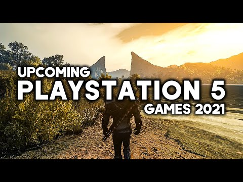 (New) Top 10 best new upcoming ps5 games of 2021 (4k 60fps)