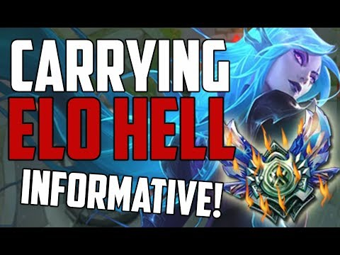 (New) Katlife | how to carry elo hell with katarina - step-by-step commentary
