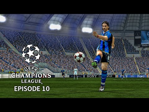 (New) Pes 6 - uefa champions league 08 09 episode 10: the final - inter milan v real madrid!