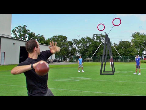 (New) Drew brees edition | dude perfect