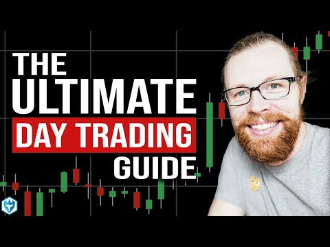 (New) Day trading strategies for beginners: class 1 of 12