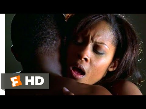 (New) The best man (1999) - a kiss to her frontal lobe scene (4 10) | movieclips
