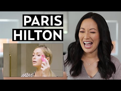 (New) Paris hiltons skincare routine: my reaction e thoughts | #skincare